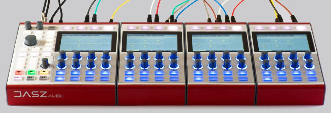 ALEX synthesizer