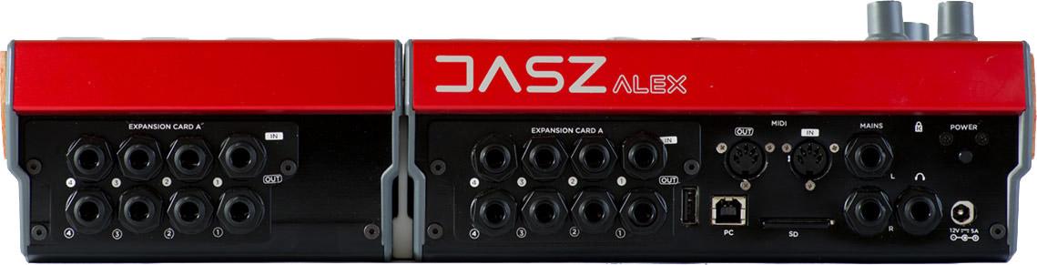 Dasz Alex | Back Port Panel